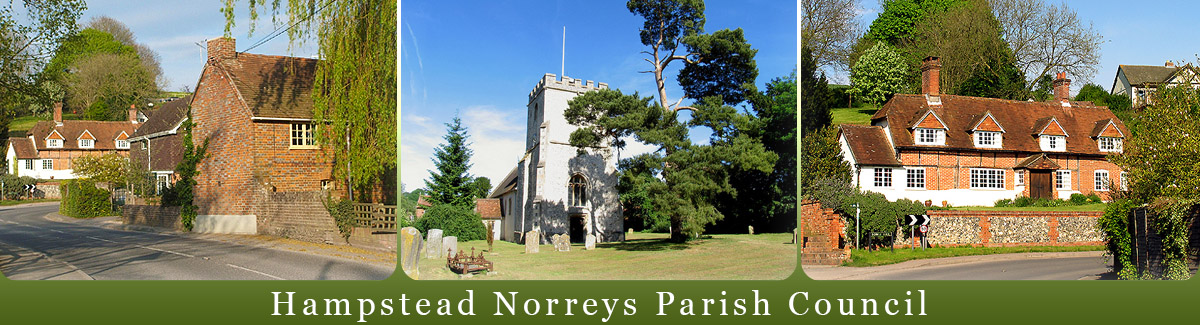 Header Image for Hampstead Norreys Parish Council